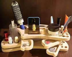 makeup organizer wood. wood organizer, cosmetic box, makeup storage, lipstick organizer