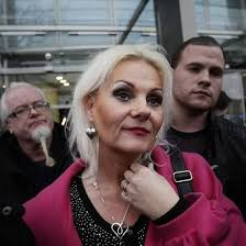 Fiona Doyle speaking to the media outside the Central Criminal Court in Dublin. 24 January 2013 - Irish%2BNews%2B9-1