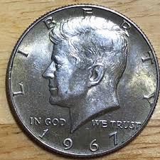 1967 Kennedy Half Dollar Value Chart 1967 Kennedy Half Dollar Coin Community Forum
