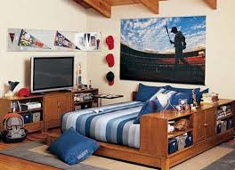 Small Picture Teen Boy Bedroom Sets Zampco