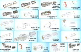 Heliax Cable Loss Chart Times Microwave Lmr 600 Coaxial Cable Assemblies