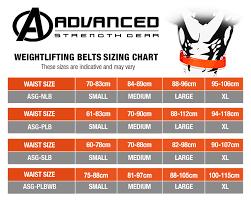 Asg Nlb Advanced Tech Weight Lifting Belt Dynamic Insight