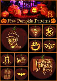 Advanced Pumpkin Carving Patterns Mesmerizing The Pumpkin Lady Tons Of Awesome Carving Patterns You Have To Pay