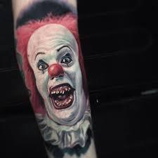 родоначальник стиля хоррор тату мастер цветных татуировок пол эйкер