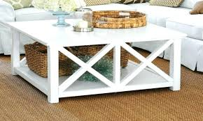 seagrass coffee table creative of round