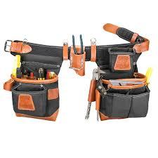 dewalt tool belt. occidental leather 9850lh black left handed adjust-to-fit fatlip tool belt set dewalt