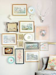 these ideas inspire you to add unique character and new layouts to a gallery wall in