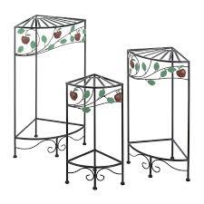Country Apple <b>Plant Stand Set</b> | Coristel Home Decor