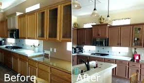 dark stained kitchen cabinets. Dark Stain Kitchen Cabinets Darker Staining How To Gel Stained L