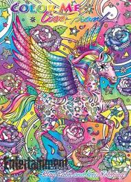 get ready to bust out the neon gel pens a lisa frank coloring book for s is on the way color me lisa frank
