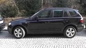 Original bmw sport rims, with new tyres. Bmw X3 Black 2 0d Diesel Youtube