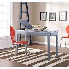 sleek office desk. sleek gray 50 office desk n