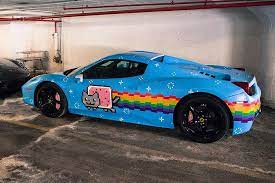 Deadmau5 Handed Cease And Desist Order From Ferrari Nme