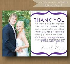 12 best ~ wedding thank you examples ~ images on pinterest thank Wedding Countdown Messages wedding thank you note wording printable wedding thank you card custom by xsimplymoderndesignx, $15 Wedding Countdown Printable