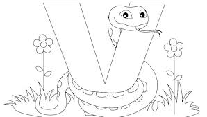 Alphabets To Color Alphabet Coloring Pages Az Pdf Letters Worksheet