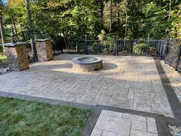 stamped concrete patio ideas for 2021