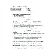 1 Page Resume Example Gorgeous Example Of A One Page Resume Sample Template Google Docs 28
