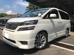 2011 Toyota Vellfire for sale in Malaysia for RM129,000   MyMotor