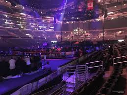 Staples Center Boxing Seating Chart Staples Center Section 103 Concert Seating Rateyourseats Com