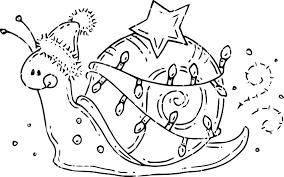 Coloriage Escargot No L Imprimer Sur Coloriages Info