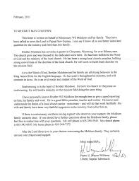 Recommendation Letters Theunfinishedtask Com