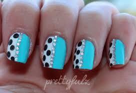 50+ Best Blue Nail Art Design Ideas