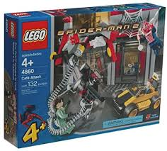 LEGO Spider-Man 2: Cafe Attack: Toys & Games - Amazon.com