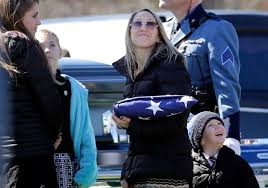 Thousands mourn trooper