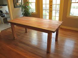 diy dining table from reclaimed wood. diy: reclaimed wood dining table diy from i