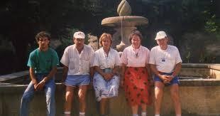 QUINTES-Mirador del Cantábrico: Camino de Santiago, 1988