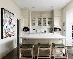 Bar For Kitchen Elegant Coffee Bar Kitchen With White Countertop And Island Chairs