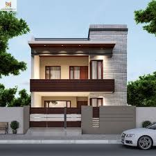 Image result for best villa design india with classical look  Elevation Of  HouseFront ...