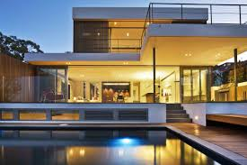 From: Contemporary House Design with Outstanding Water Views