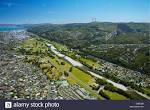 Avalon Park, Boulcott Golf Course, and Hutt River, Lower Hutt ...