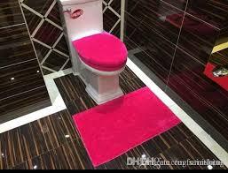 2018 fashion black acrylic washroom bath mats non slip bathroom mats popular toilet bath covers anti bacteria from saintlotus 51 54 dhgate com