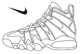 Jordan Shoes Coloring Pages 3jlp Air Jordan Coloring Pages Air