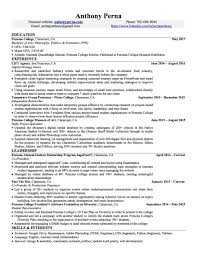 resume anthony perna navigation projects middot about resume
