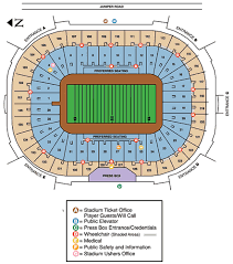 Notre Dame Football 2019 Seating Chart Hand Picked Notre Dame Football Stadium Seating Chart Notre
