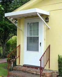diy porch awning door awning plans metal door awning wood awning plans how to build a diy porch awning