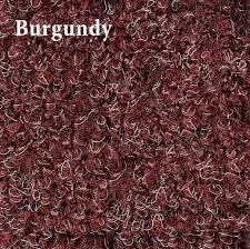 Home Decoration: Attractive Burgundy Monogram Doormat Color ...