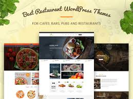 Wp Restaurant Themes Restaurant Wordpress Themes For Cafes And Restaurants Wp Daddy