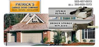 patrick s garage door 31 photos 50 reviews garage door services vancouver wa phone number yelp