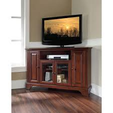 Corner Cabinets For Bedroom Home Decorators Collection Thomas Walnut Entertainment Center