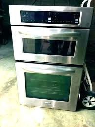 kitchenaid wall oven microwave combo wall oven review wall oven microwave combo microwave oven combination single
