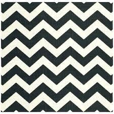 black and white chevron rug courtyard beige indoor area project 62 best black and white chevron rug