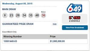 Results 649 Bc Lotto