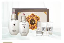 History of whoo english website