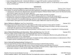 Best Federal Resume Writing Service Resume Template