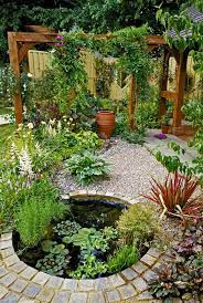 water garden ideas ponds waterfalls