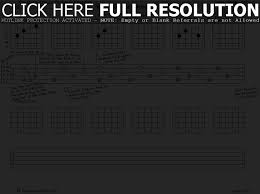 Guitar Chords Chart For Beginners With Fingers Pdf Www